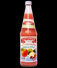 Apfel-Guave Getränk