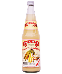 Bananen Fruchtsaftgetränk