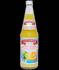 Orange-Banane-Joghurt-Drink