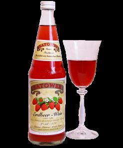 Erdbeer-Wein