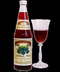 Schlehen–Wein
