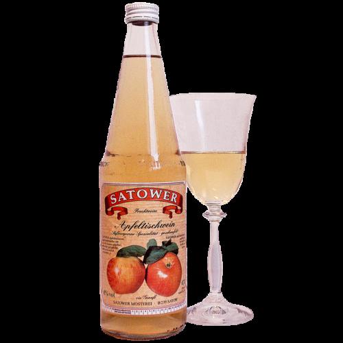 Apfeltischwein